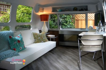 Private Retro/Modern Airstream - Mill Valley - Bed & Breakfast