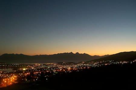 Habitación con vista de Ushuaia - Ushuaia