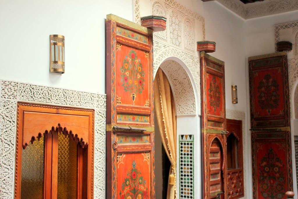 True Medina Riad with house staff