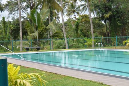 Srilankan style breakfast,huge pool - Aamiaismajoitus