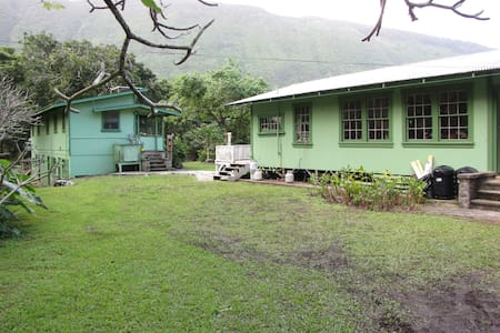 Hale O' Waipio-Room for Rent - Ház