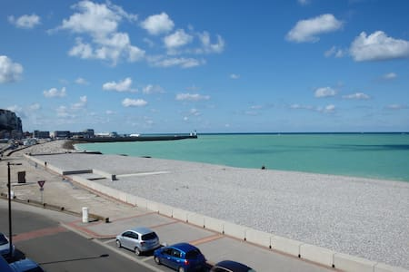 Holiday rental at the beach - Wohnung