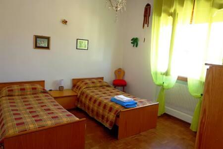 Single room - B&B Arcobaleno - Bed & Breakfast