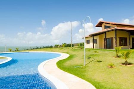 BEACH HOUSE in Condo with pool - Rio do Fogo