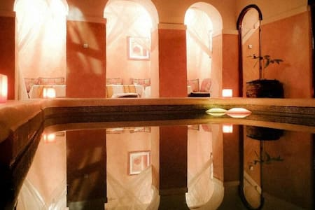 riad el grably / zimmer ailen - Bed & Breakfast