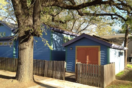 Detached Studio in Downtown Davis - Davis - Hus