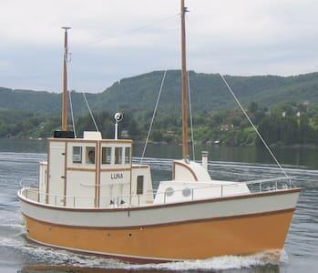 MS LUNA - Barco