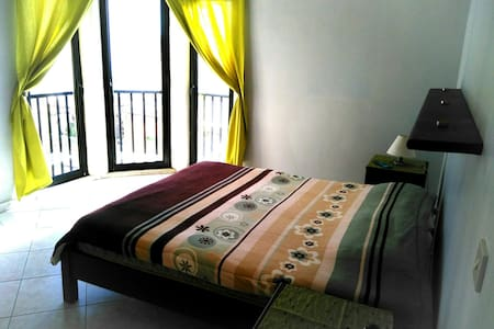 Spacious and confy double bedroom