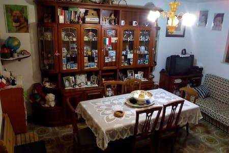 Casa vacanze sui colli - Antillo - Appartamento