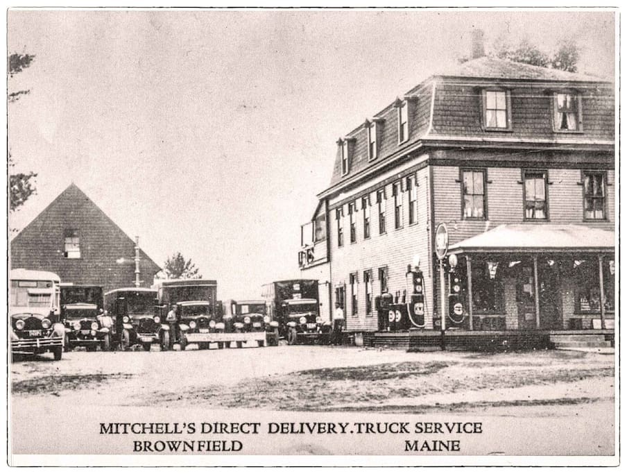 Mitchell's Worldwide Direct Delivery 1945