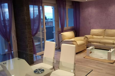 Cosy Apartment 2 bedrooms Tram station 100 meters - Appartement