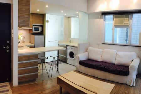 Spacious + modern flat in perfect location - Hong Kong