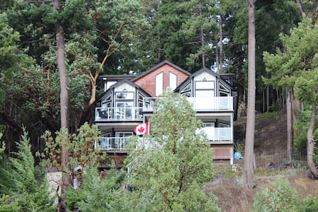 Waterside House on Horton Bay - House