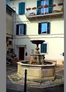 La Fontana di Pietra b&b camera ciclamino - Nerola - Bed & Breakfast