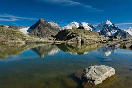 Natura Svizzera .... - Guesthouse