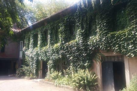 Stylish apartment, set within beautiful gardens. - Labastide-Rouairoux - Apartment
