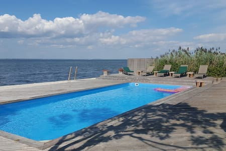 1BR Great Fire Island Pines share - Labor Day week - Ház