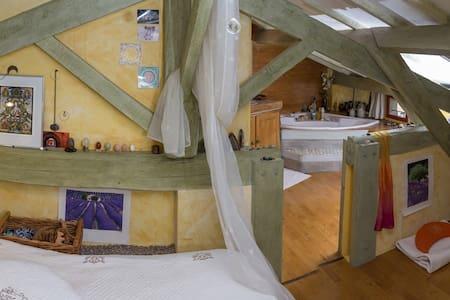 Maison de charme dans hameau calme - Guesthouse