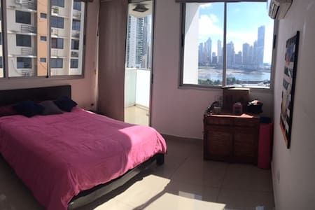 Habitacion doble en Bella vista - Panama City