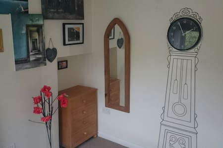 Cosy Double Room Close To Centre - Derby