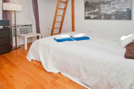 Nice beautiful room In the Bronx - Bronx - Appartamento