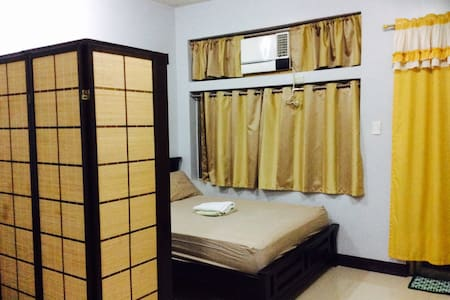 Cozy & Comfy Home w/ Balcony & WIFI - Quezon City