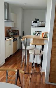 chambre chez l'habitant, ancienne graineterie - Angers - Apartment