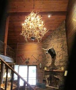 Alpine Mountain Log Home Retreat/SW Colo. - Cimarron - Haus