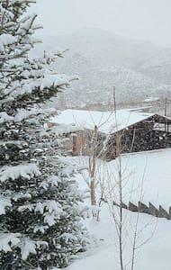 Cabaña de Montaña Andina - Potrerillos