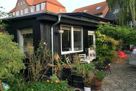 Apartment close to rail and city - Skanderborg