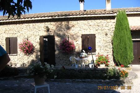 chambre d'hôtes à Gordes en Luberon
