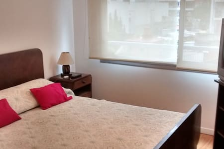 Sunny 40m² apartment with balcony.  - Buenos Aires - Apartment