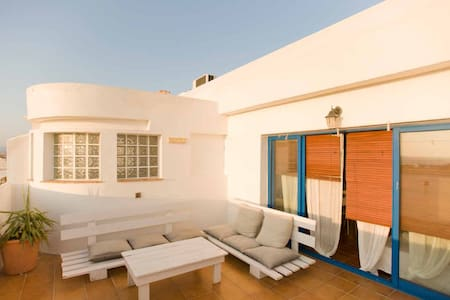 SEA VIEWS-TERRACE-WIFI - Apartamento