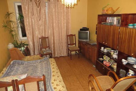 a room in 2-bedroom flat - Moscow - Apartment