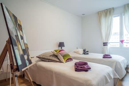 159 Jolie chambre à Morges - Morges - Wohnung