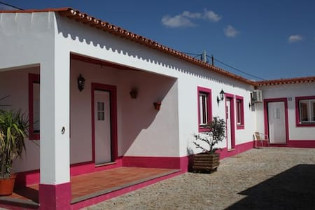 A3-Typical Apt in heart of Alentejo - Apartemen