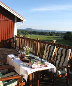 Great stay in the middle of Sweden - Bed & Breakfast