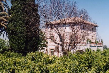 Spanish Villa in the Countryside - Villa