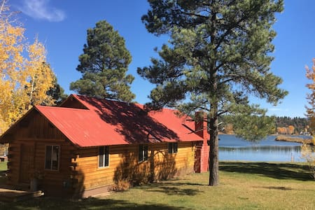 Charming, Lakeside Cabin Retreat - Pagosa Springs