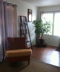 Studio Apartment Near Downtown - Lakás