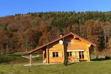 Chalet Hautes-Vosges - Vagney