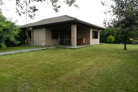 Small countryhouse -close to Naples - Varcaturo - Haus