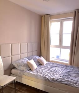 Comfortable room, close to city center and MTP - Poznań