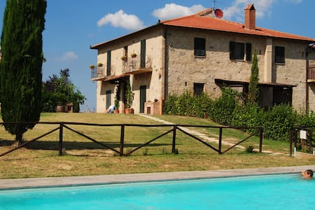 Fattoria Voltrona - FARM Bedroom - Bed & Breakfast