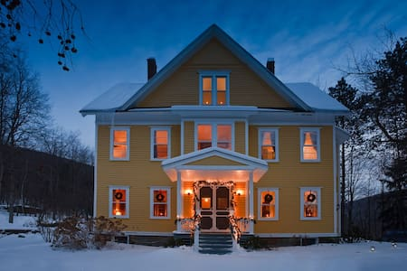 Beaverkill Manor - Haus