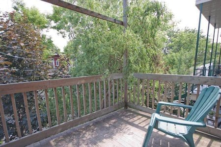 Plateau - 1 bedroom with balcony - Montreal - Apartment
