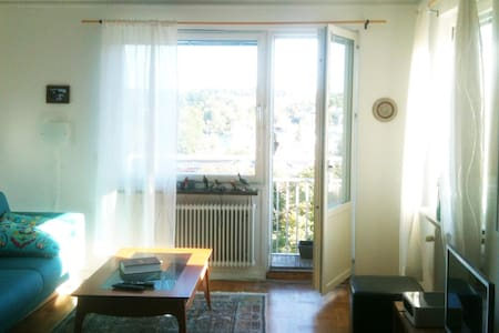 Apartment 2 rooms Nacka, Stockholm - Wohnung