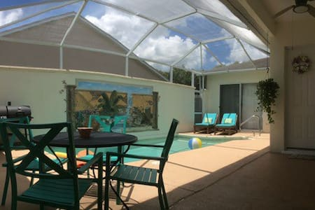 Private Cabana with Pool - Fort Myers