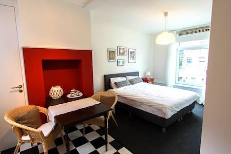 BRAND NEW, cozy & bright studio! - Amsterdam - Apartment