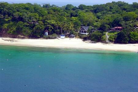 Beach house with beautiful sea view - Contadora Island